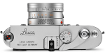 Leica M-A Available in Silver & Black..